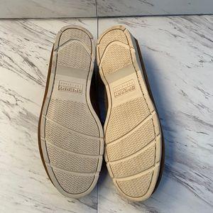 Sperry Shoes - Sperry Top-Sider Yacht Club Tan Men's Leeward Shoe